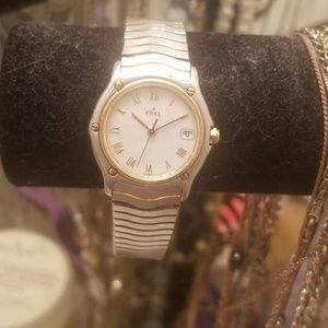Mother of Pearls Womans Sports Ebel Watch